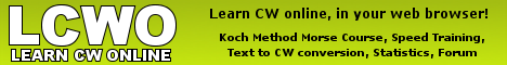Learn CW Online for Free